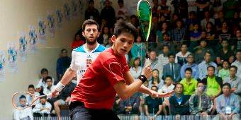 Hong Kong Squash Open 2015