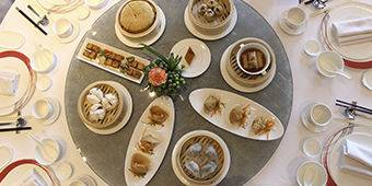 Dim Sum All-You-Can at Lung Hin